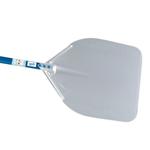 Лопата для пиццы прямоуг. 36*36 см. l=150 см. алюм. Azzurra Gimetal /1/ ТП