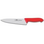 Нож для мяса 250/380 мм красный HoReCa Icel