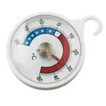 Термометр для холодильника круглый (-30 ° C +50 ° C) цена деления 1 ° C Tellier /1/