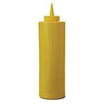 Емкость для соуса  250 мл. желтая MG /1/40/