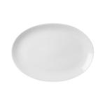 Блюдо овальное безбортовое 23см