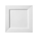 Тарелка квадратная Rim 21,5см