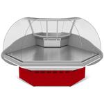 Витрина холодильная Илеть ВХС-УН (угол наружный)