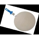 Поднос круглый d=41 см. для пиццы  с пластик. ручкой Gimetal /1/2/**