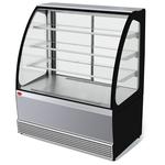 Витрина холодильная Veneto VS-1,3, нержавейка
