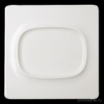 "SPLV30 Тарелка ""Lavender"" квадрат. 30х30 см., плоская AllSpice"