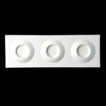 "SPRP3I Тарелка ""Paprika"" прямоуг. 37х12.5 см., плоская AllSpice"