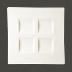 "SPSP4B Тарелка ""Tarragon"" квадрат. 30х30 см., плоская AllSpice"