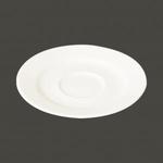 BASA13 Блюдце круг. d=13 см., для чашек арт. BANC07 и BANC09 Banquet