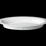 BUOV24 Тарелка овал. 24x19.5 см., глуб. Buffet