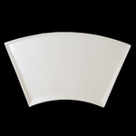 LXBS51 Тарелка сегмент 51x30 см., плоская B.Concept