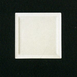 LZSP30 Тарелка квадрат. 30 см., плоская Line-Z