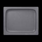 Гастроемкость мелкая, 1.3л., GN1/2-32.0x26.5h=2мм