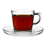 Чайная пара 210 мл d=137/80, h=72 Балтик Б /6/24/ АКЦИЯ, Pasabahce (Россия)