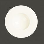 "GDDP29 Тарелка ""PRINCE"" d=29  см., глубокая White Gold"