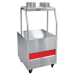 Прилавок для столовых приборов ПСП-70ПМ (нерж.)