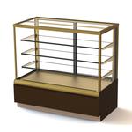 Кондитерская витрина ВХСв – 1,3д Carboma Cube