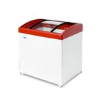 Ларь морозильный МЛГ-250 (гнутое стекло)