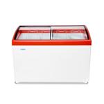 Ларь морозильный МЛГ-400 (гнутое стекло)