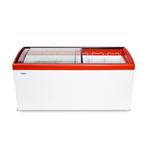 Ларь морозильный МЛГ-600 (гнутое стекло)