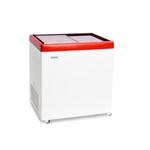 Ларь морозильный  МЛП-250 (прямое стекло)