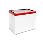 Ларь морозильный МЛП-350 (прямое стекло)