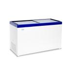 Ларь морозильный  МЛП-500 (прямое стекло)
