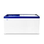 Ларь морозильный МЛП-600 (прямое стекло)
