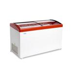 Ларь морозильный МЛГ-500 (гнутое стекло)