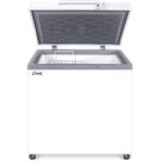 Ларь морозильный МЛК-250 (глухая крышка)
