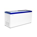 Ларь морозильный  МЛП-700 (прямое стекло)