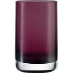 Стакан 358 мл, h 11,7 см d 7,2 см, цвет пурпурный, Scita glam