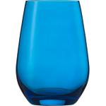 Стакан 397 мл, h 11,4 см, d 8,1 см, цвет синий, Vina Spots