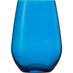Стакан 566 мл, h 12,7 см, d 9 см, цвет синий, Vina Spots