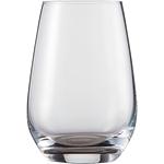 Стакан 397 мл, h 11,4 см, d 8,1 см, цвет дна серый Vina Touch