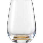 Стакан 397 мл, h 11,4 см, d 8,1 см, цвет дна янтарный Vina Touch