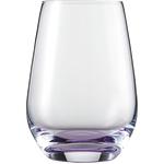 Стакан 397 мл, h 11,4 см, d 8,1 см, цвет дна фиолетовый Vina Touch