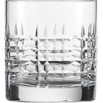 Стакан с рельефом DOF 369 мл, h 9,5 см, d 8,9 см, Basic Bar Classic by C.S.