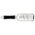 KL321GAE1 Терка профессиональная, 13х8 L=30см., нерж.сталь, ручка пластик, цвет черный