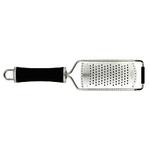 KL321GAE4 Терка профессиональная, 13х8 L=30см., нерж.сталь, ручка пластик, цвет черный