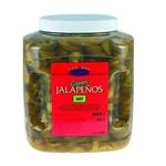 Зелёный перец халапеньо 3065 г / 1700 г (4445)