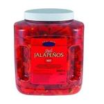 Красный перец халапеньо 3065 г (4763)