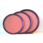 Поднос круглый d=32 см. с пробковым покрытием