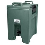 Термоконтейнер для напитков 39,7л. 520*415*655мм. зеленый Cambro