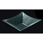 Салатник 130*130 мм. прозр. стекло 3D /16/ АКЦИЯ, 3D Glassware (Турция)