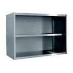 Полка-шкаф настенная сплошная открытая ПНО-12*4