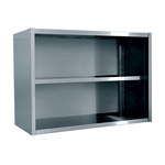 Полка-шкаф настенная сплошная открытая ПНО-9*4