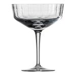 Бокал с рельефом для коктейля 227 мл, h 12,6 см, d 10 см, Hommage Carat