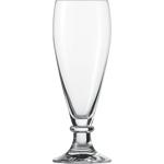 Бокал для пива на ножке на 0,3 л, 400 мл Brussel, h 20,7 см, d 6,9 см, Beer Glasses