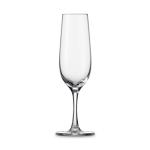 Бокал для шампанского/игристого вина 235 мл, h 20,7 см, d 6,6 см, Congresso